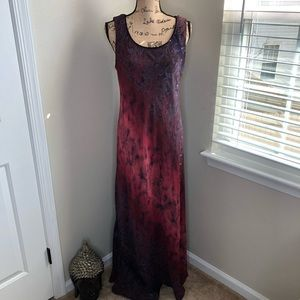 Carole Little Dress Size 12 Maxi Dress